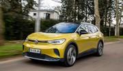 Record d'autonomie pour la Volkswagen ID.4 77 kWh