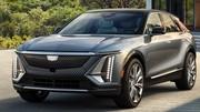 Cadillac Lyriq 2023 : SUV électrique à l'américaine