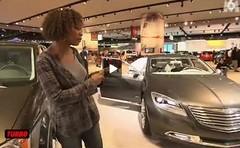 Emission Turbo spéciale Salon de Detroit NAIAS 2009