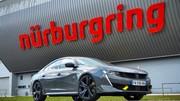 Essai Peugeot 508 PSE : l'hybride rechargeable au Nürburgring !