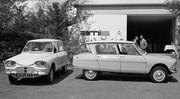 Citroën AMI 6 : 60 ans pour le mythe aux 1 million d'exemplaires vendus