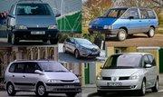 Comment le Renault Espace est passé des sommets à l'oubli