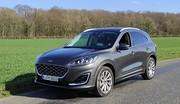 Essai Ford Kuga FHEV : L'hybride traditionnel, simple et pratique