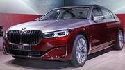 La BMW Série 7 qui voulait être une Rolls-Royce