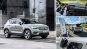 Volvo XC40 Recharge Twin : l'essai vérité sur son autonomie électrique