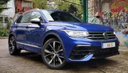 Essai Volkswagen Tiguan R 4Motion 2021 : R pour Roquette