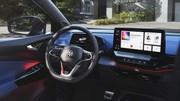 Volkswagen ID.4 GTX (2021) : voici le nouveau SUV électrique à la sauce GTI