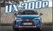 Essai Lexus UX 300e : électrique, mais le compte n'y est pas ... !