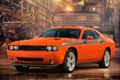Dodge Challenger R/T Classic : Lady nostalgie