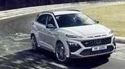 Le Hyundai Kona arrive en version N