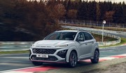 Hyundai Kona N : toutes les infos sur le SUV sportif