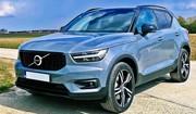 Essai Volvo XC 40 recharge T5 : L'hybridation rechargeable selon les Suédois
