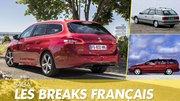 Les breaks français, une tradition qui perdure depuis l'après-guerre