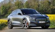 Essai Ford Mustang Mach-E AWD ER (2021 - ) : Poney et stress