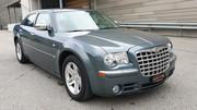 Marche arrière : La Chrysler 300C 5.7 Hemi