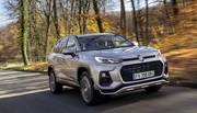 Suzuki Across : premier essai mesuré du SUV hybride rechargeable