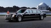 La nouvelle Cadillac présidentielle prête pour l'intronisation d'Obama