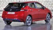 Nissan Leaf électrique : une baisse des prix !