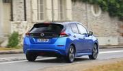 Nissan Leaf (2021) : Baisse des prix de 1 000 à 2 000 €