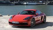 Essai de la Porsche 718 Cayman S : le compromis idéal