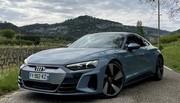 Essai Audi RS e-tron GT : peut-on rêver d'une voiture électrique ?