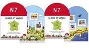 La Nationale 7 à l'honneur d'une collection de timbres La Poste
