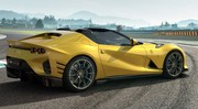 Ferrari 812 Competizione (2021) : voici le nouveau missile de la firme italienne