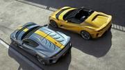 Ferrari présente les 812 Competizione et Competizione A