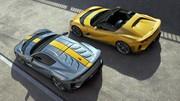 Voici les Ferrari 812 Competizione et Competizione A