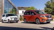 Essai comparatif : le Renault Kangoo 2021 défie le Citroën Berlingo