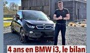 Essai 4 ans en BMW i3 électrique, l'heure d'un bilan sans tabou !
