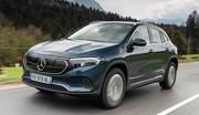 Essai Mercedes EQA : sous une bonne étoile