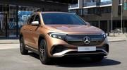 Le Mercedes EQA 350 4Matic de 292 ch disponible pour 59 200 €