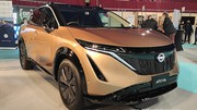 Premières impressions à bord de la Nissan Ariya