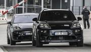 Porsche Macan (2023) : Les prototypes du SUV électrique sont de sortie