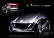 EDAG Light Car : Vision d'avenir