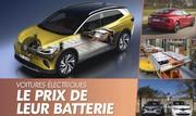 Voitures électriques : Quel est le prix de leur batterie ?