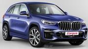 Futur BMW X1 U11 (2022) : Le SUV compact bon à tout faire