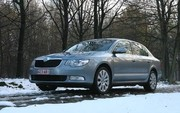 Essai Skoda Superb 1.9 TDI et 2.0 TDI DSG : Limousine soldée