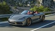 Porsche serait-il en train de travailler sur le futur Boxster électrique ?