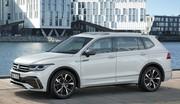 Volkswagen dévoile le Tiguan Allspace restylé (2021)