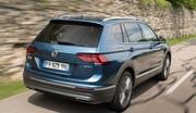 Volkswagen Tiguan Allspace (2021) : Restylage pour le SUV 7 places