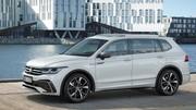 Volkswagen Tiguan Allspace restylé (2021), la version 7 places se modernise