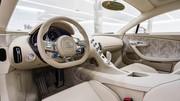 Bugatti Chiron : hyper-luxe pour cette hypersportive réalisée en partenariat avec Hermès