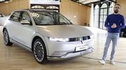 Nouveau Hyundai Ioniq 5 2021 : premier contact en vidéo