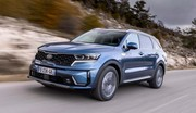 Essai Kia Sorento Hybride Rechargeable, Premium, 265 ch, 61 490 €