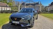 Essai Cupra Formentor e-Hybrid VZ (2021) : l'hybride rechargeable, mieux que le thermique ?