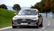 Mercedes : une Maybach V12 introduite en catimini !