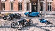 Bugatti Baby II : les livraisons ont commencé