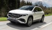 Essai Mercedes EQA : électrique et pragmatique